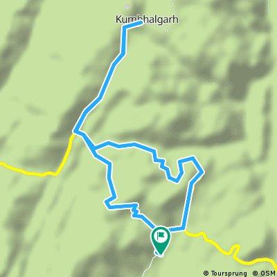 Kumbhalgarh - Fort