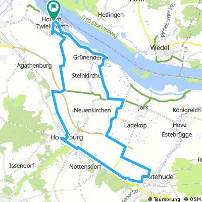 Hollern-Buxtehude-Hollern