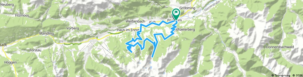 Pruggern Hauser Kaibling steirischer Bodensee Pruggern