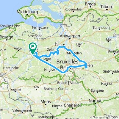 🇧🇪 HB D06 - Gandawa-Mechelen-Leuven (142km)
