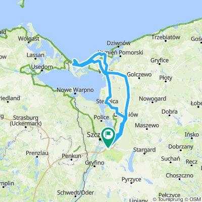 🇵🇱 Szczecin - Świnoujście (131km)