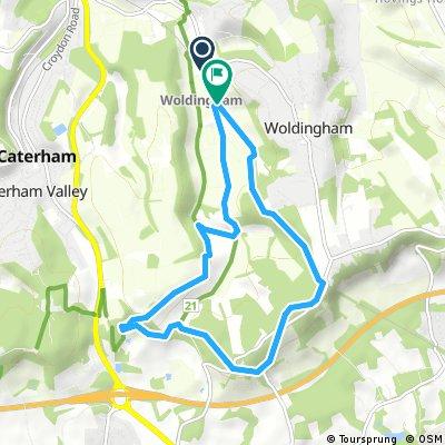 Woodlingham Downs Circular
