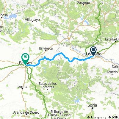 Cammino di Santiago (3° tappa)