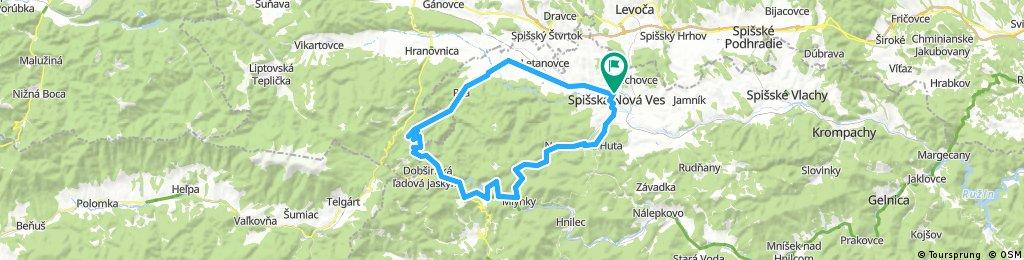 Okolo Slovenskeho Raja