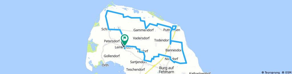 45 km Fehmarn
