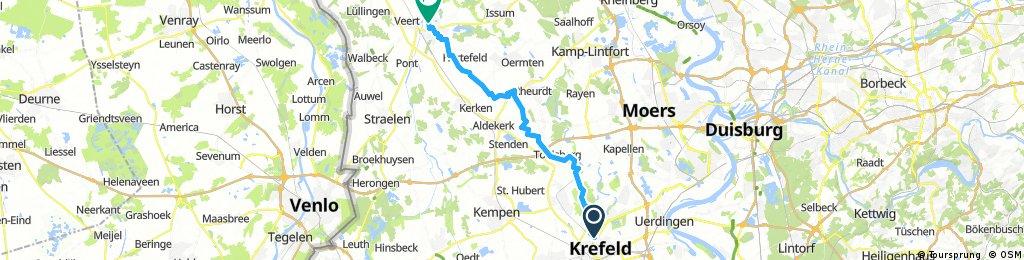 Krefeld, Geldern