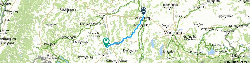 Plzenec - Bodensee - den 4
