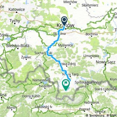 krakow - Zakopane 140, 850
