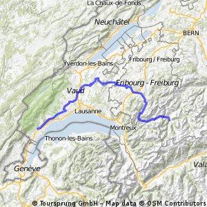 Trelex-Bulle-Gstaad