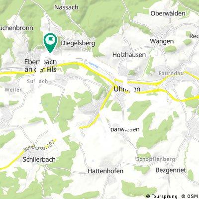 Radrunde Filseck 24.5.17