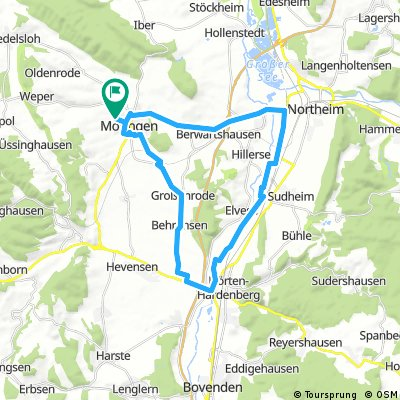 Moringen-Northeim-Lütgenrode