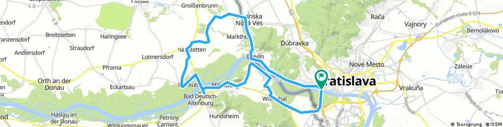 Bratislava - Schloss Hof - Carnuntum Tour
