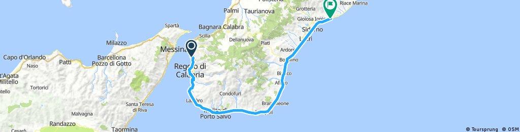 4 Gallico - Roccella Ionica