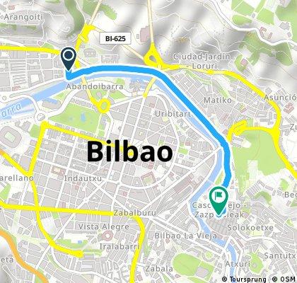 Bilbao-Deusto-Catedral