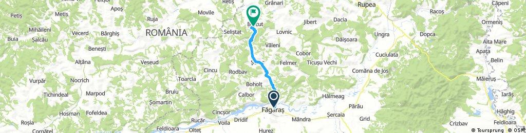 Bike & Like from Fagaras to Barcut