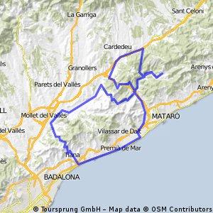 4 Puertos 90km