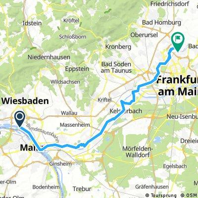 Rhein-Main-Nidda Tour