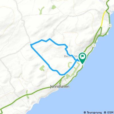 bike tour through Montrose
