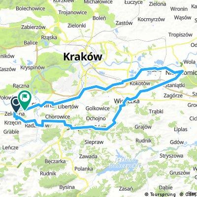Zelczyna-Wieliczka-Niepołomice