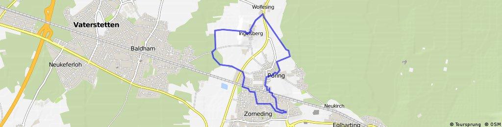 Wanderung um Ingelsberg