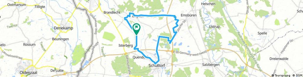 D - Bad Bentheim - GFT4 - 35 (45) km