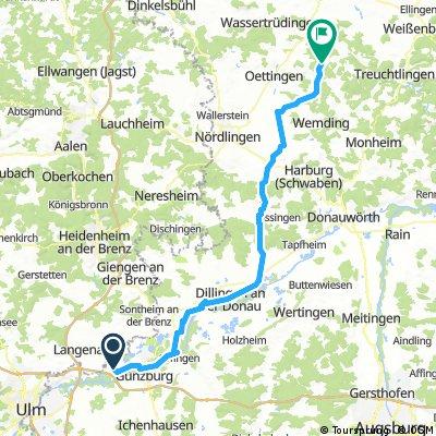 Benken Berlin Etappe 4