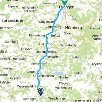 Benken Berlin Etappe 5
