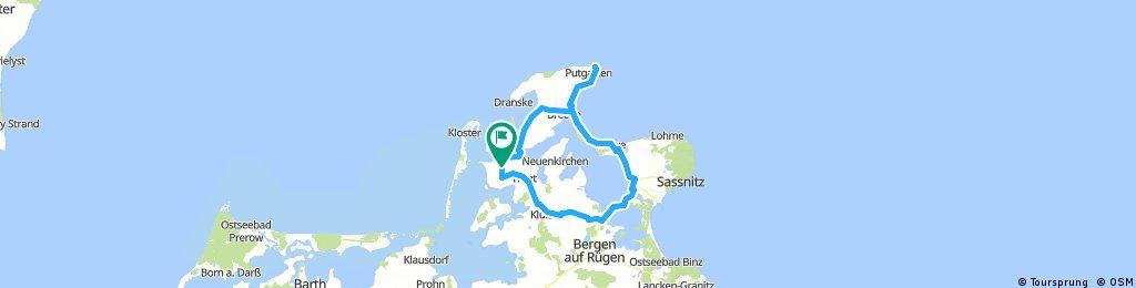 Neuholstein - Kap Arkona - Neuholstein