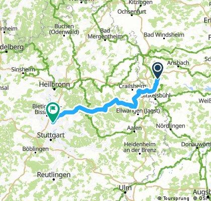 4.Tag LudwigsBURG bei Stuttgart