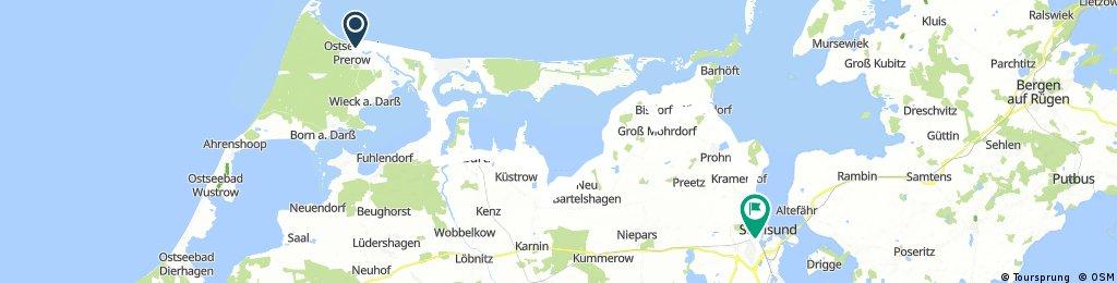 04_Prerow – Barth – Stralsund