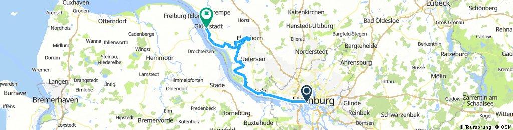 01_Hamburg – Wedel – Glueckstadt