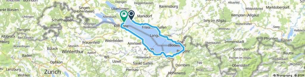 Bodensee Pfingsten