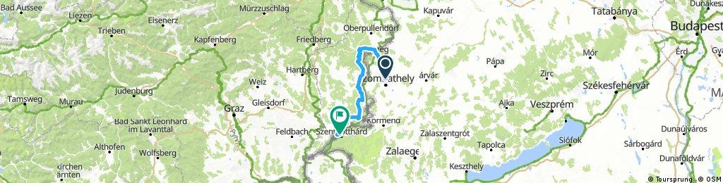 Nyugat-Magyarország 2. nap