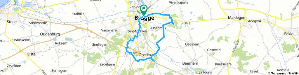 Bruges Castle