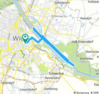 Donauinsel Kurz