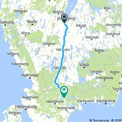 Etapp 4 Jönköping–Broby