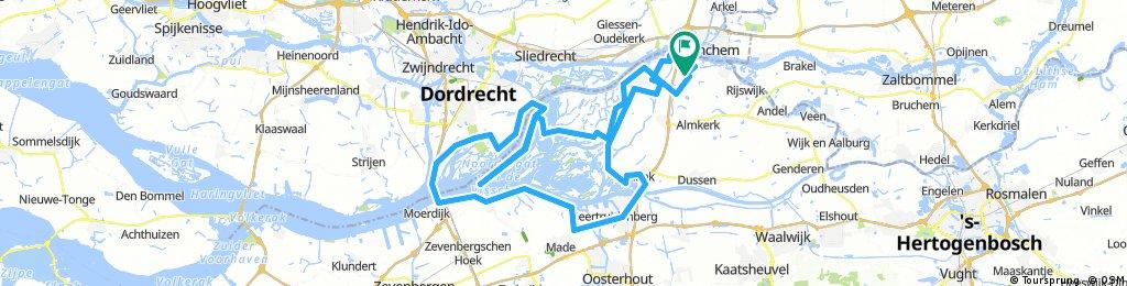 biesbosch-moerdijkrondje
