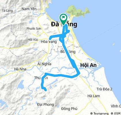 山茶半島-ban dao son tra