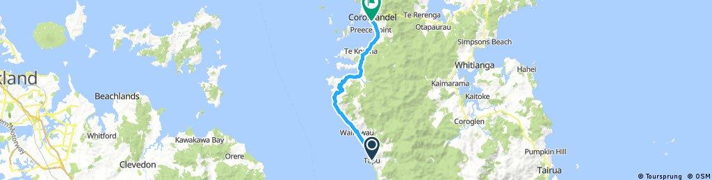 Tauranga - Coromandel