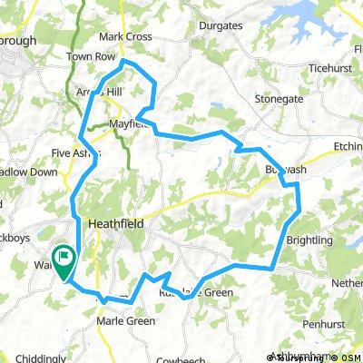 Waldron 50km