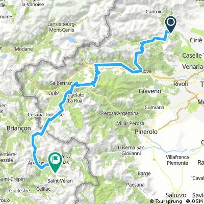 Torino - Ventimiglia 1^ parte