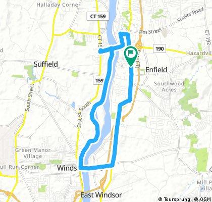 Hadrian Route