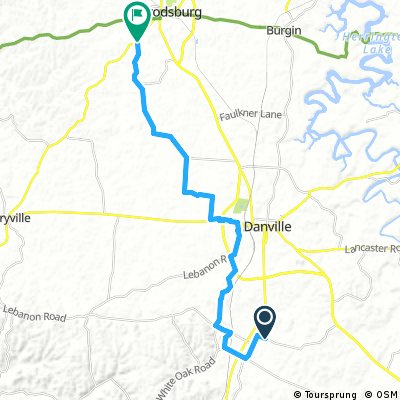 BobU Airport Route