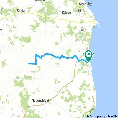 Sæby Vest 48 km