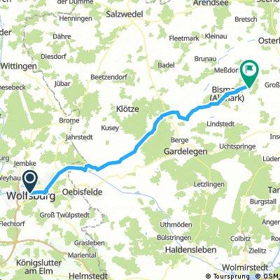 Wolfsburg - Friedrichshof