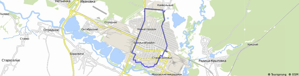 Small Bryansk Loop