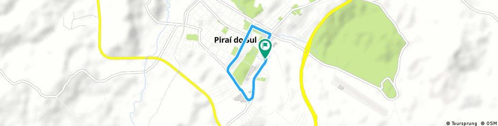 Short bike tour from 1 de junho 18:09