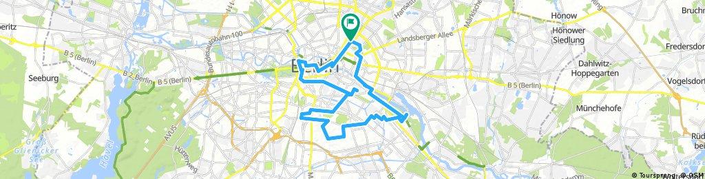 Berlin - day 1