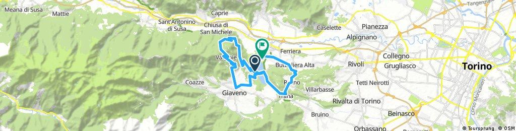 Triathlon Olimpico Avigliana