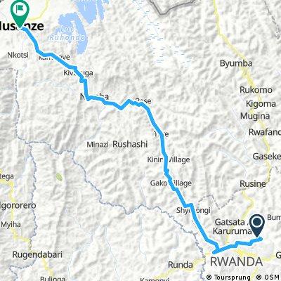 Kigali - Ruhengeri